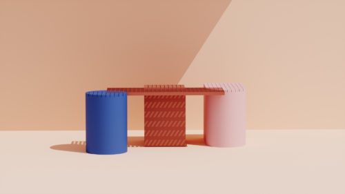 Projetc  BENCH ANIMATION