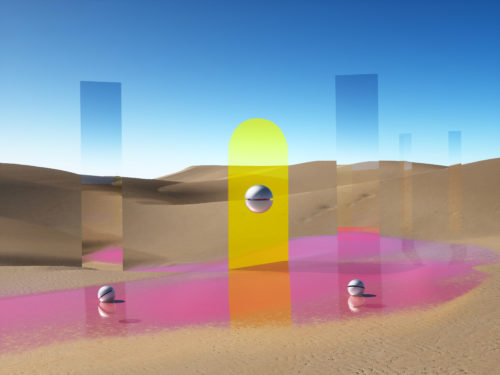 Projetc  ARTIFICIAL SPACES